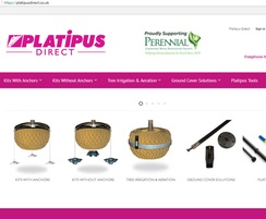 Platipus Anchors Ltd: PLATIPUS DIRECT - buy your tree kits online