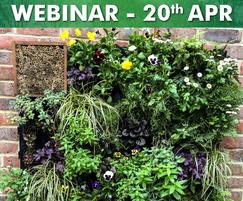 Platipus Anchors Ltd: Webinar: Creating Amazing Urban Green Spaces, 20th April
