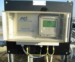 Q45D dissolved oxygen monitor