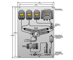Q45WQ water quality panel