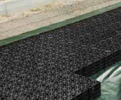 Permavoid can be installed above a high water table