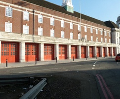 West Midlands Fire Station, Lancaster Circus, Queensway