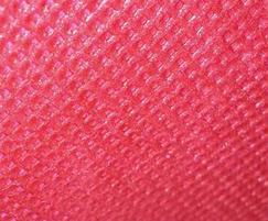 Triple layer polypropylene micro-porous film laminate