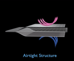 Airtight structure