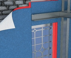 A Proctor Group: New Wraptherm wall membrane composite launched