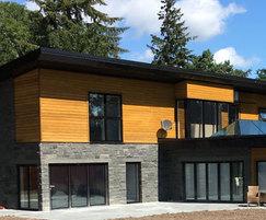 Award-winning eco house