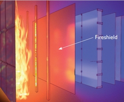 Fireshield® vapour permeable membrane