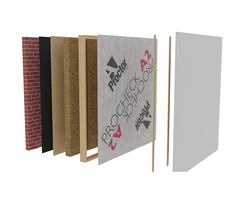 Procheck® A2 fire-resistant, vapour & airtight membrane