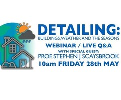 A Proctor Group: Webinar - Detailing: buildings, weather and the seasons