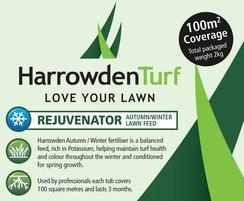 Rejuvenator is rich in nitrogen to promote leaf growth