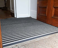 Q-Grid entrance matting
