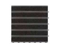 Q-Tile entrance matting tile - 50cm