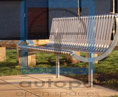 The Rockingham Seat from AUTOPA open spaces