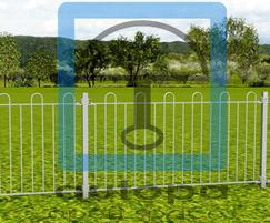 AUTOPA Limited: Fencing rails from AUTOPA Limited
