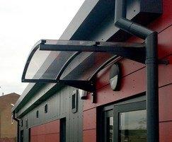 Door Canopy-AL