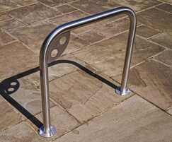 Locking point for VELOPA cycle stands