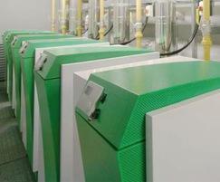 Econoflame R3600 premix commercial boilers