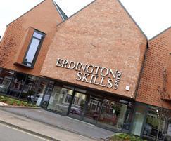 Stokvis Energy Systems: Trainees warming to Econoair at Erdington Skills Centre