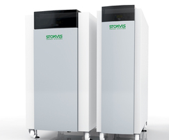 Stokvis Energy Systems: EVOLUTION boiler range on show at UK Construction Week