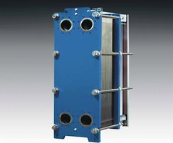 Image 1Econoplate Bare Plate heat exchangers