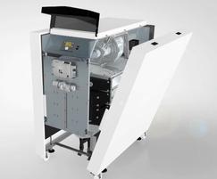 R600 EVOLUTION gas-fired boiler