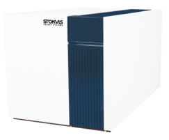 Ultra low NOx pre mix gas fired boiler R3400