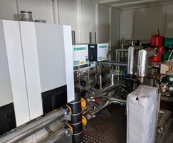 R40 EVOLUTION boilers for Hereford County Hospital