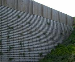 Timbalok Retaining Wall (Cromford View, Ripley)