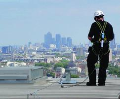 KeeLine® wire-based fall protection system