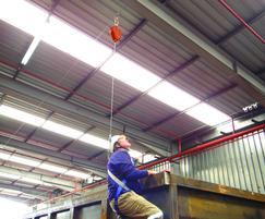 KeeLine® Overhead fall arrest system