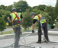 Fall protection installations