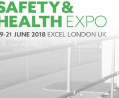 Safesite: Safesite exhibiting at Safety & Health Expo 2018