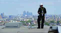 Safesite specialises in personal fall protection equipm