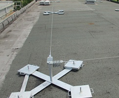 Weightanka® portable man anchor safety system