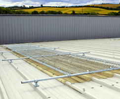 Kee Cover rooflight protection
