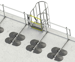 Safesite: Safesite launches safety gates for ladders