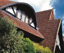 Goxhill brindle roof tiles