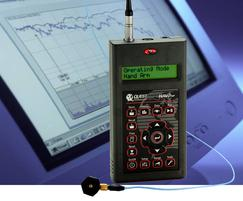 Hand-arm and whole body vibration measurement