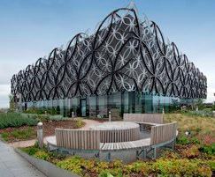 Sika : Watertight concrete specified for Library of Birmingham