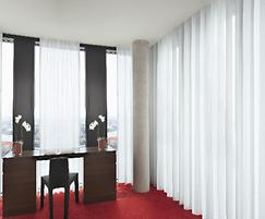 Hand Operated Curtain Track Systems Silent Gliss Esi