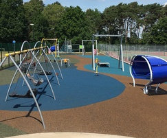 Hags King George's Playing Field playground upgrade