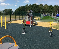 Hags inclusive playground for children up to 14 years