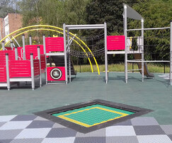 River Road Playground Brentwood 4