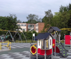 River Road playground, Brentwood, Essex