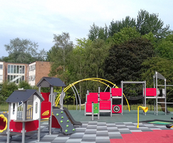 River Road inclusive playground, Brentwood, Essex