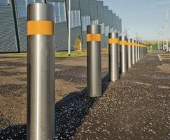 RhinoGuard 25/40 static anti-terrorist bollards