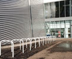 Ollerton Sheffield cycle stands