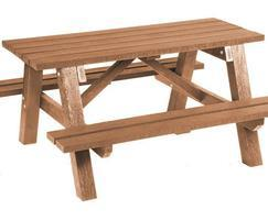 Mplas Recycled Plastic Picnic Table