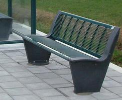 Sineu Graff Rendezvous City Seat in Steel