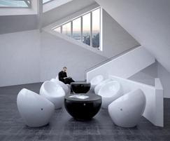 Bellitalia Organic coordinated chairs and tables